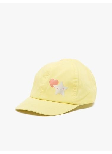 Koton Kids Şapka Sarı